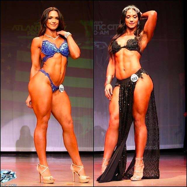 Natascha Encinosa Girls New Web Best Rus asıllı fitness'çı amerika'da yaşıyor; newebest