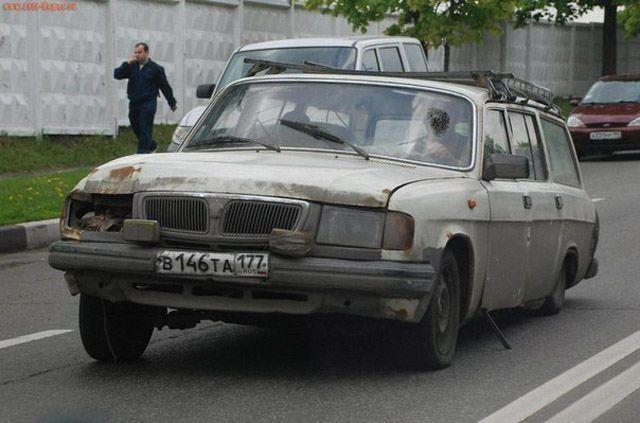 Russian Car 71